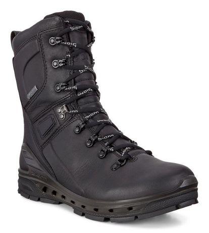 Новые! Высокие мембранные ботинки Ecco Biom Venture tr! Gore- tex!