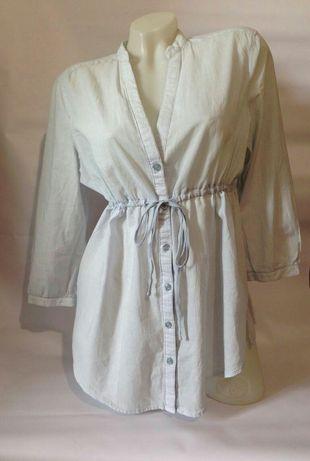 Стильная коттоновая рубашка,блузка Esprit