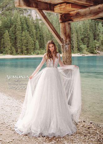 Весільне плаття з мереживом