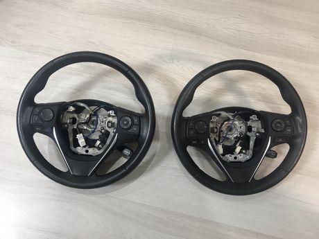 Рулевое колесо руль Toyota RAV 4 Corolla E16 с 2013 года