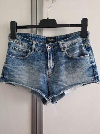 Spodenki szorty jeansowe rozmiar M cropp