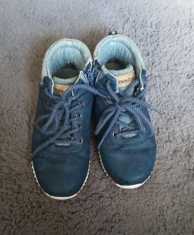 Buty chłopięce za kostkę cool club 28