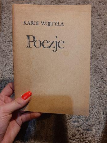 Poezje - Karol Wojtyła