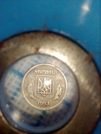 2 копейки монеты Украины