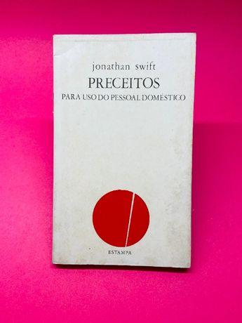 Preceitos: Para Uso do Pessoal Doméstico - Jonathan Swift