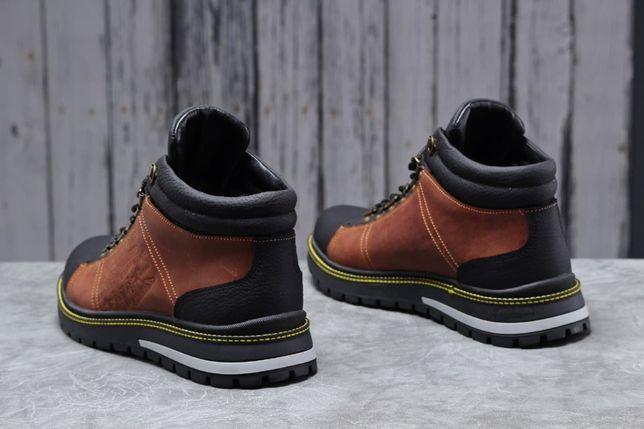 Полуботинки. Ливайс. Мужские ботинки Levi's 31681, зима. Обувь.