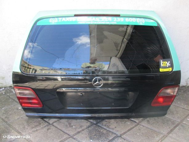 Tampa Mala Mercedes Classe E SW Carrinha W210