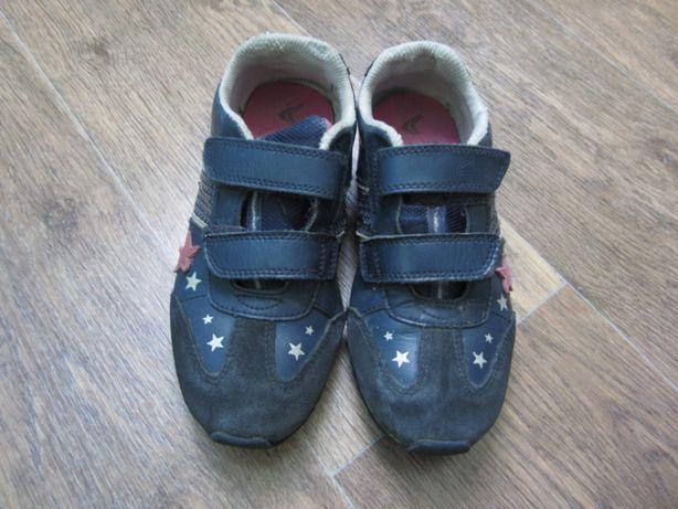 Кроссовки Clarks на девочку 28-29 размер