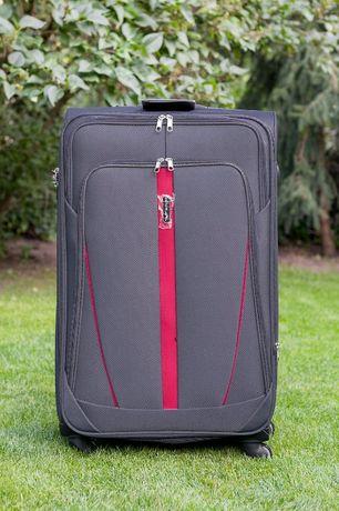 Duża walizka podróżna na 4 kołach kółkach WINGS XL