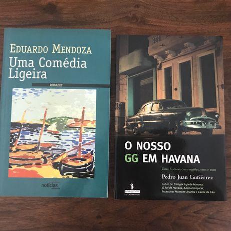 Pérez-Reverte Carlos Fuentes Gutierrez Vargas Llosa Cabrera Infante