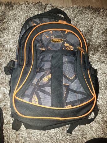 Plecak szkolny czarny