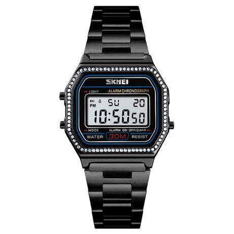 Часы Skmei 1474BOXBK Black BOX
