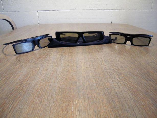 Okulary aktywne 3D Samsung