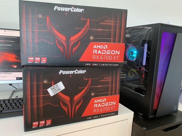 Placa grafica AMD RED DEVIL 6700 XT 12GB
