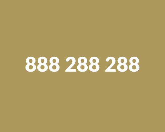 Złoty numer 888.288.288