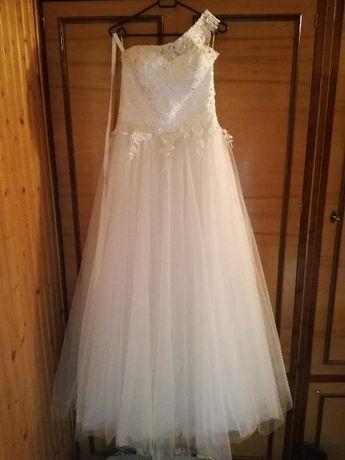 Pilnie sprzedam suknie ślubną.