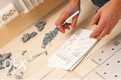 Montaż, składanie, skręcanie mebli - szybko i solidnie - Bytom Śląsk