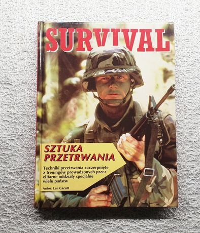 Survival. Sztuka Przetrwania Len Cacutt