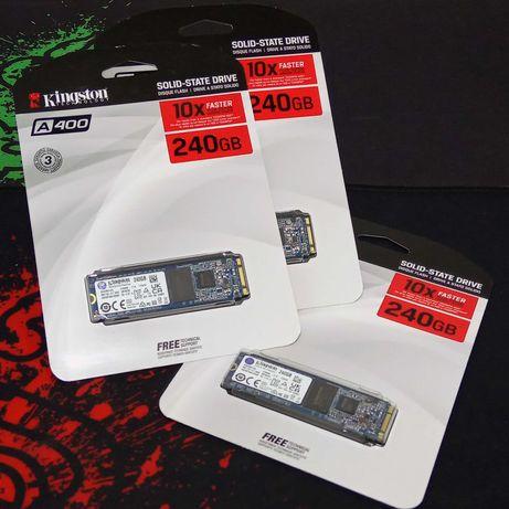 SSD Kingston M2 240GB 3200 руб