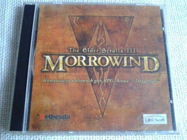 Elder Scrolls III Morrowind PC