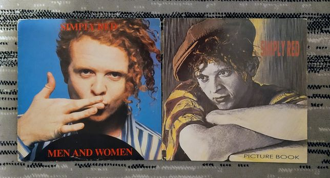 Simply Red 2 lp .