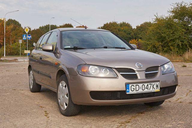 Nissan Almera N16 1,5 cm3 LPG 2005 r.
