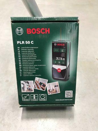 OBI Dalmierz laserowy PLR50C Bosch! Obniżka z 499 zł na 348 zł
