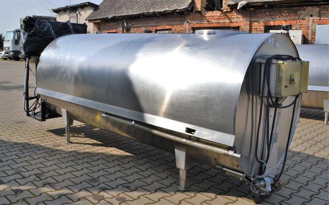 Schładzalnik do mleka JAPY 2580 l. używany