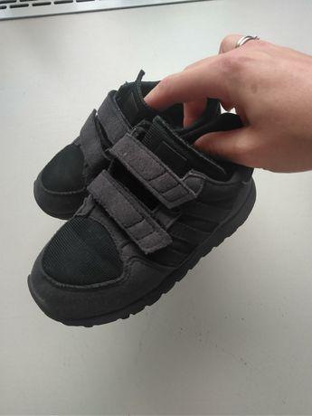 Buciki Adidas forest grove czarne rozmiar 25