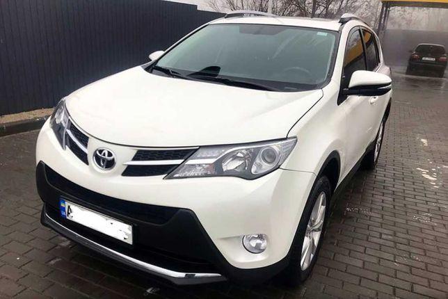 Toyota Rav 4 XLE 2015