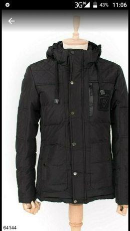 Куртка чоловіча, зима, 48 розмір