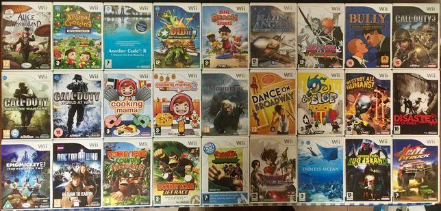 JOGOS Nintendo Wii / Wii U || Portes Grátis || (venda à unidade)