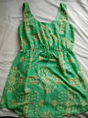 Летнее женское платье. Размер L