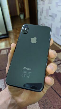 Iphone xs, black 64gb