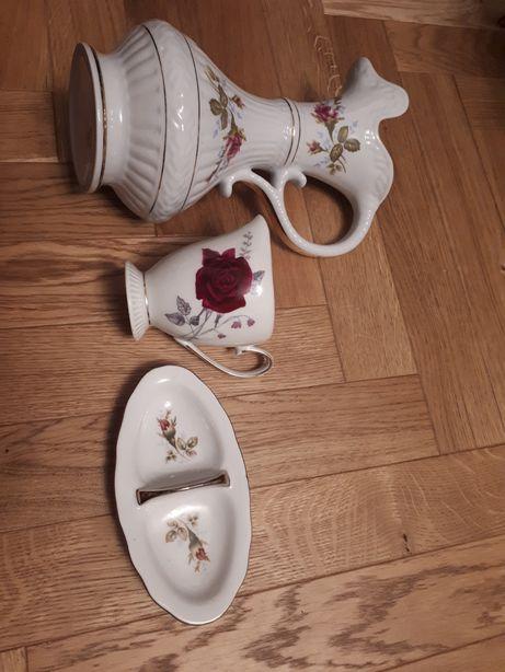 porcelana Chodzież, Ćmielów, dzbanek na wodę Iwona