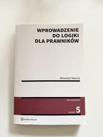 Wprowadzenie do logiki dla prawników. Nawrot wydanie 5
