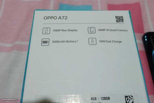 Telemóvel Oppo A72 como novo