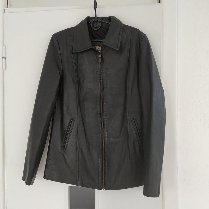 куртка женская кожа размер М Одесса - изображение 1