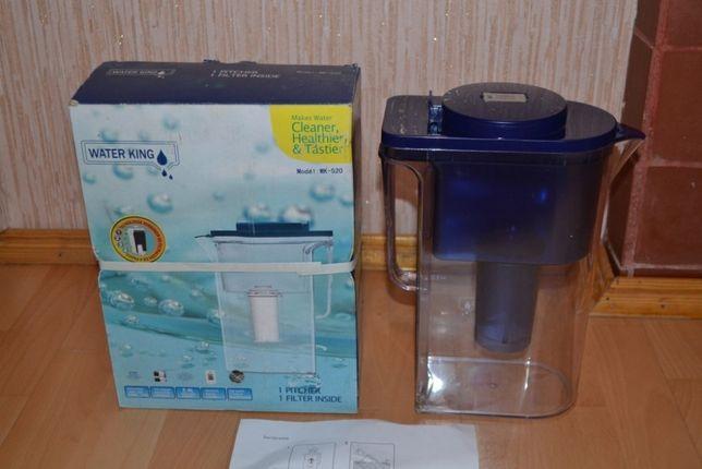 Фильтр / кувшин для воды Water King WK-520