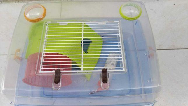 Gaiola para Hamster/Ratinho