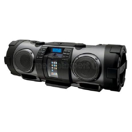 BoomBox Subwoofer radio JVC profesjonalny ipod stacja dokujaca