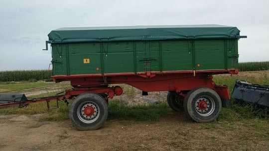 Przyczepa ciężarowa-rolnicza