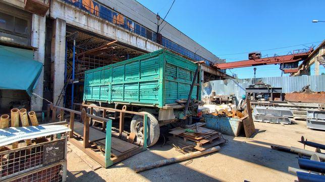 Прицеп бортовой МАЗ 8926