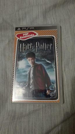 Harry Potter i Książę Półkrwi PSP