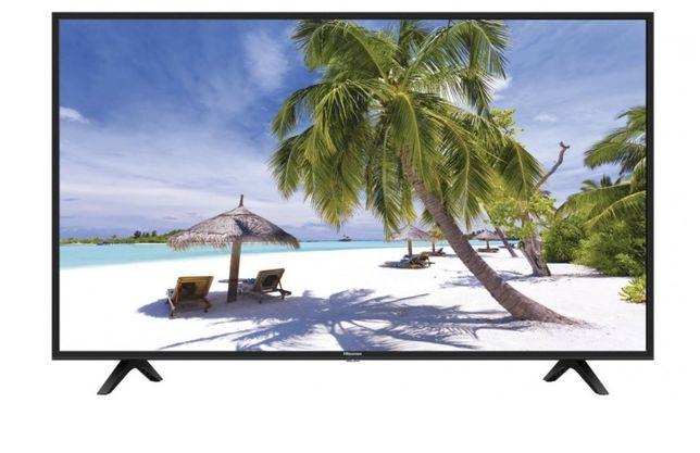 Smart TV Hisense 4K Ultra HD de 55 polegadas