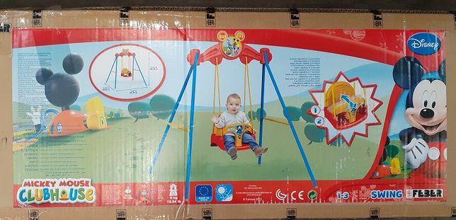 Feber swing huśtawka ogrodowa dla dzieci Mickey Clubhouse