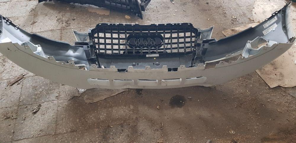 Audi Q5  бампер под ремонт Николаев - изображение 1