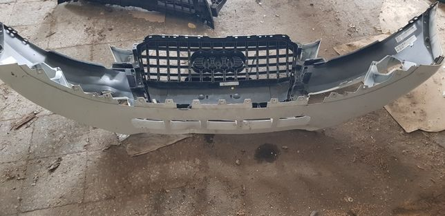 Audi Q5  бампер под ремонт