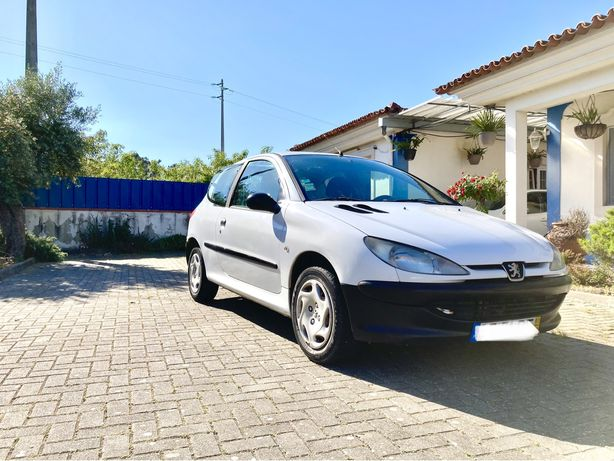 Peugeot 206 1.9D 2001