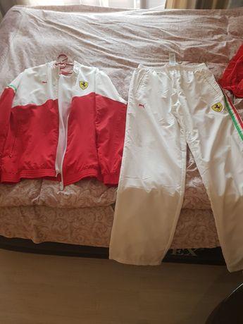 спортивный костюм puma ferrari новый